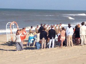 Wedding at OBX