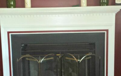 Fireplace Refresher